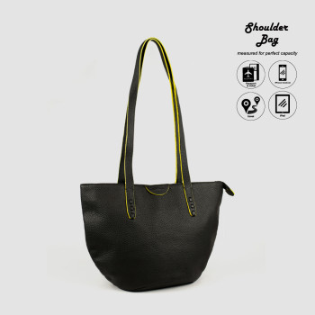 MILAM_01SHOULDER BAG_BLACK
