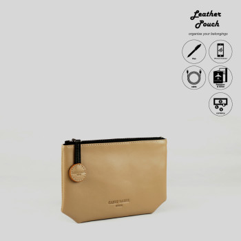 Rome Leather Pouch_Taupe_01b