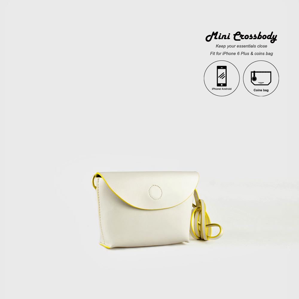 564af38cd65f PARIS Mini Leather Crossbody Bag - Charlie Baker London
